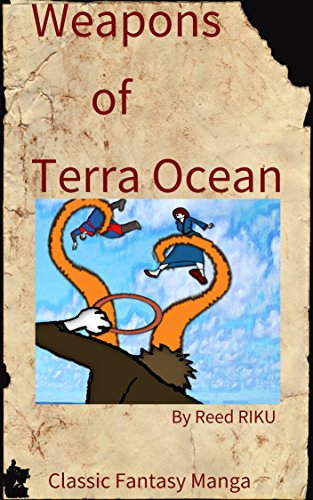 Weapons of Terra Ocean Vol 21: The legendary marine monster (Weapons of Terra Ocean Manga Comic Edition Book 23) (English Edition)