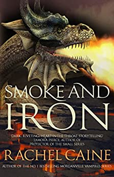 Smoke and Iron (Great Library) by [Rachel Caine]