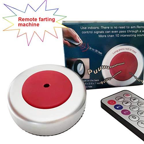Stylelove Kontrollierte Furzmaschine, Fernbedienung Funny Sound Generator, Gag Gift Joke Prank Neuheiten Machine Sound Generator