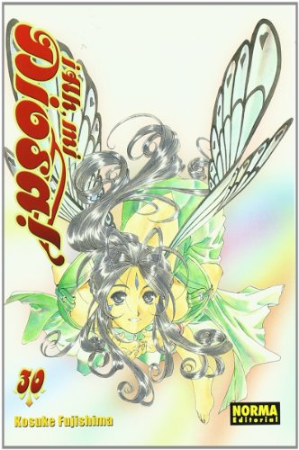Ah, mi diosa! 30 / Oh, My Goddess!