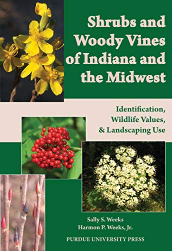 Shrubs and Woody Vines of Indiana and the Midwest: Identification, Wildlife Values, and Landscaping Use (English Edition)