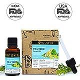 Soulflower Tea Tree Essential Oil, 30 Ml