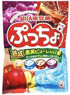 味覚糖 ぷっちょ4種アソート93g