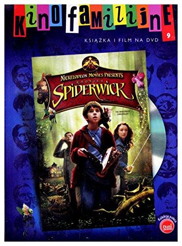 Spiderwick Chronicles, The [DVD]+[KSIĄŻKA] [Region 2] (IMPORT) (Keine deutsche Version)