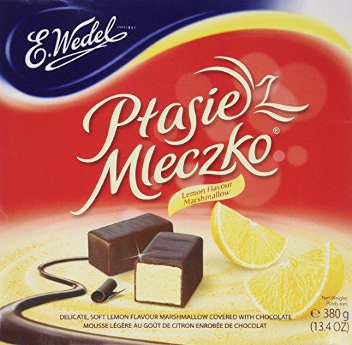 Ptasie Mleczko Lemon Flavored Marshmellow 13.4 OZ