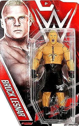 Brock Lesnar WWE Series 60 ttel Toy Wrestling Action Figure by Wrestling