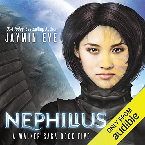 Nephilius audiobook cover art