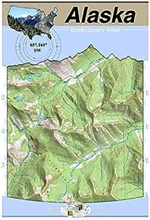 65°161° SW - Candle - West, Alaska Backcountry Atlas (Topo)