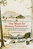 'Too Much for Human Endurance': The George Spangler Farm Hospitals and the Battle of Gettysburg