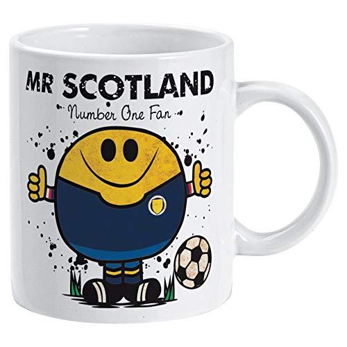 Mr Scotland Mug - Number One Fan
