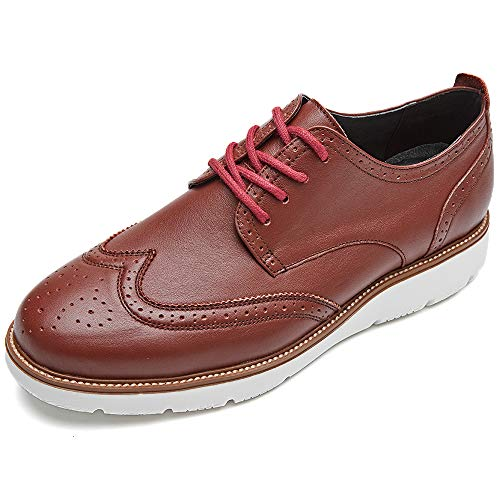 LAOKS Mens Wingtip Dress Shoes, Lace-up Oxford, Fashion...