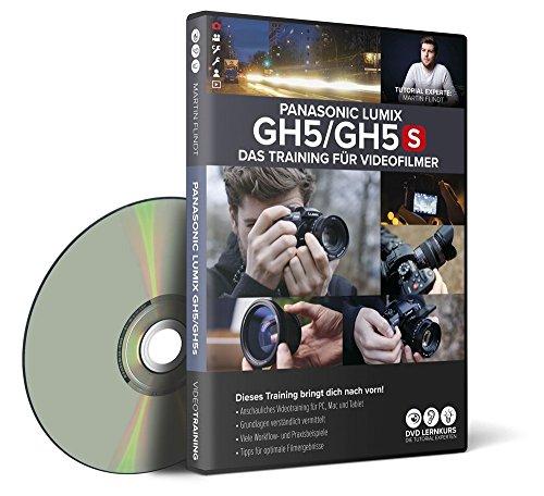 Preisvergleich Produktbild Filmen mit Panasonic Lumix GH5 und GH5s das Videotraining