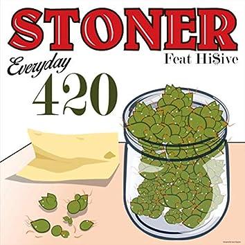 Everyday 420 (feat. Hi$i've)