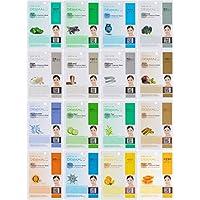 16-Pack Dermal Korea Collagen Essence Full Face Facial Mask Sheet