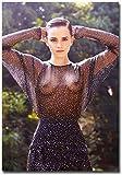 Kribee Poster, Motiv: Sexy Emma Watson, 30 x 45 cm, ohne