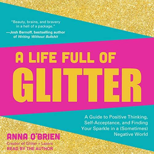 A Life Full of Glitter audiobook cover art
