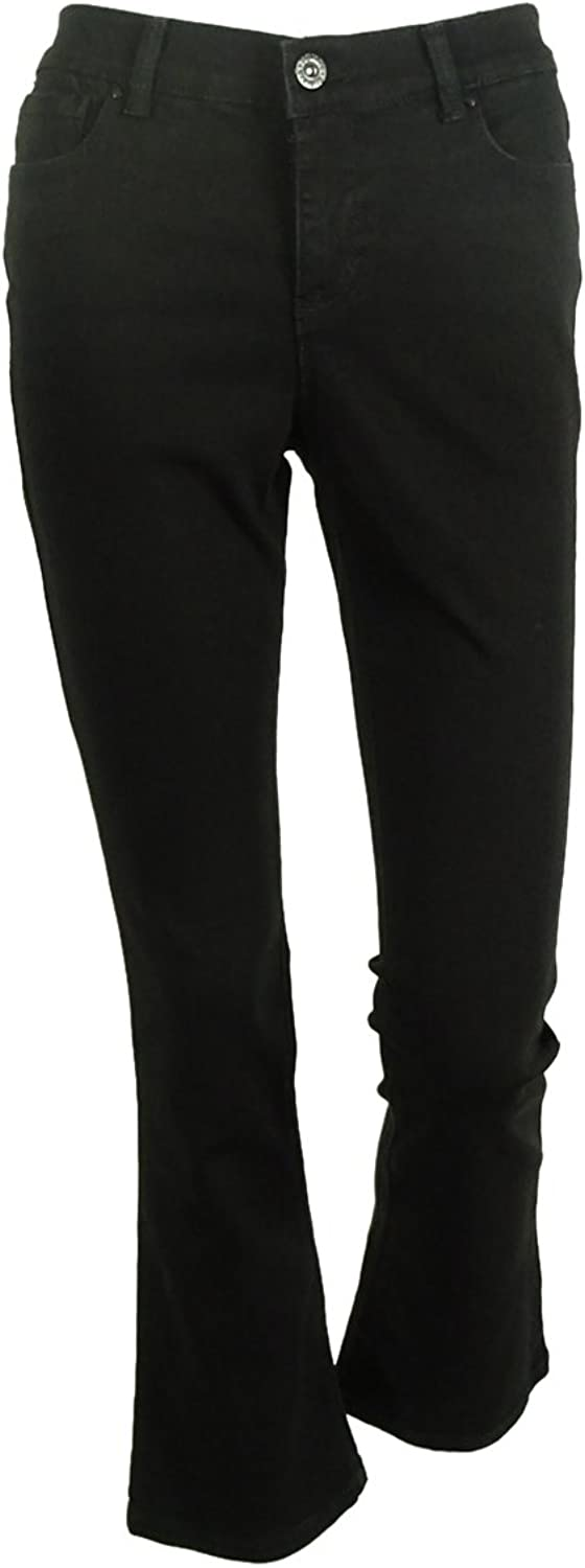 Style & Co. Women's Modern Boot Super Stretch Jeans