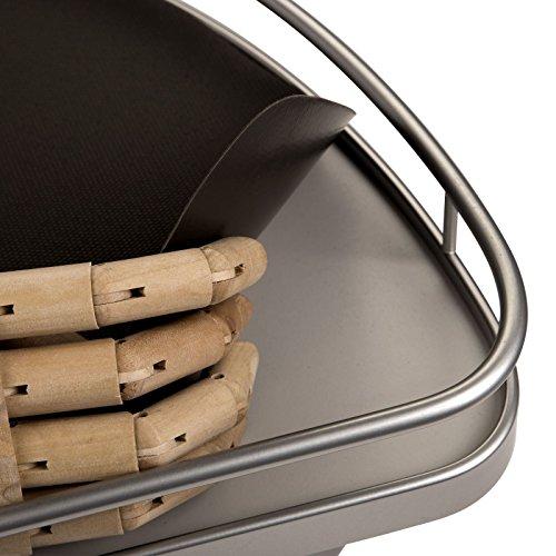 Sotech 1 Set SO-TECH® Antirutschmatten Orga-Grip graphitschwarz für Kesseböhmer Lemans 45 rechts ausschwenkbar