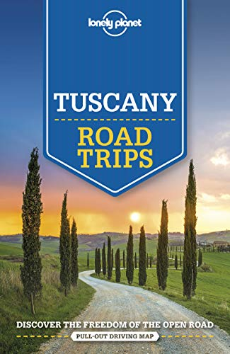 Lonely Planet Tuscany Road Trips -  Garwood, Duncan, Paperback