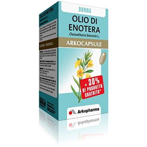 Arkopharma Arkocapsule huile d'onagre Dietary Supplement 60 Perles