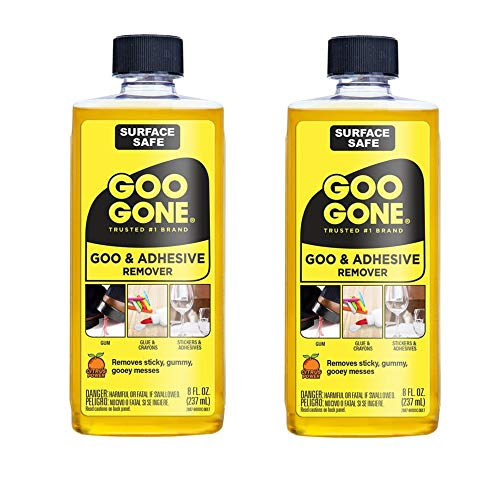 Goo Gone 8 oz - Pack of 2