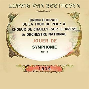 Union Chorale de la Tour de Peilz / Choeur de Chailly-sur-Clarens / Orchestre National jouer de: Ludwig van Beethoven: Symphonie NR. 9 (Live)