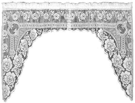 Heritage Lace White Regular discount trend rank Victorian 72