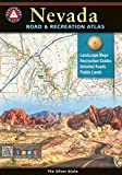 Nevada Road & Recreation Atlas (Benchmark Recreation Atlases)