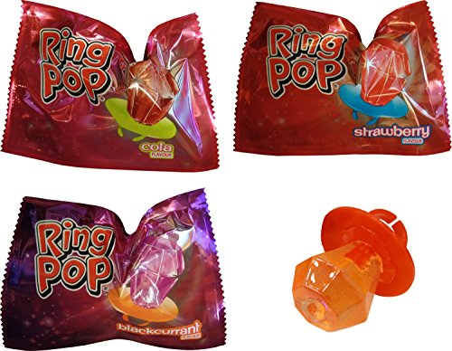 Unbekannt Ring Pops (6 mitgeliefert)