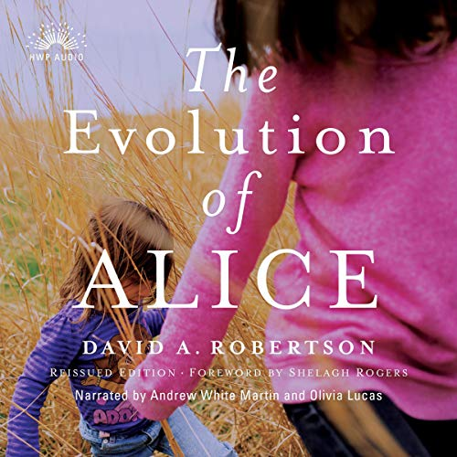 The Evolution of Alice  By  cover art