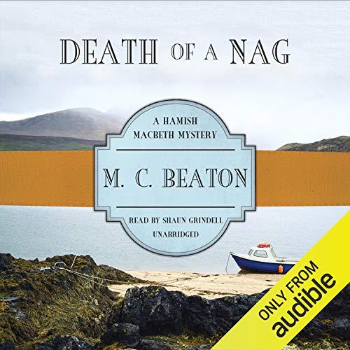 Death of a Nag cover art