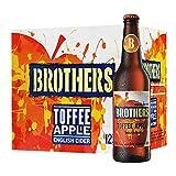 Brothers Toffee Apple English Cider Alc. 4,0% Vol. 12x 500ml -