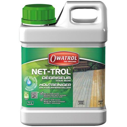 Owatrol NET-TROL Holzreiniger & Aufheller, 1 Liter Gebinde
