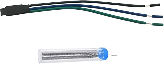 Parking Brake Bypass Cable for Pioneer AVH-210EX AVH-211EX AVH-601EX AVH-200EX AVH 201EX AVH-500EX AVH-501EX AVH-600EX Fully Automatic Video in Motion Interface Car Radio Wire Harness Connector Kit