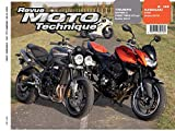E.T.A.I - Revue Moto Technique 155.1 - KAWASAKI Z1000 - 2007 à 2009 + TRIUMPH STREET TRIPLE & DAYTONA - 2006 à 2010