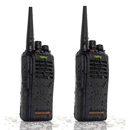 RADTEL RT-67 UHF Waterproof Business Handheld Two...