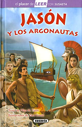 Jasón y los argonautas (El placer de LEER con Susaeta - nivel 4)