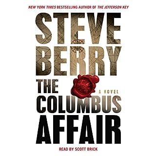 The Columbus Affair Titelbild