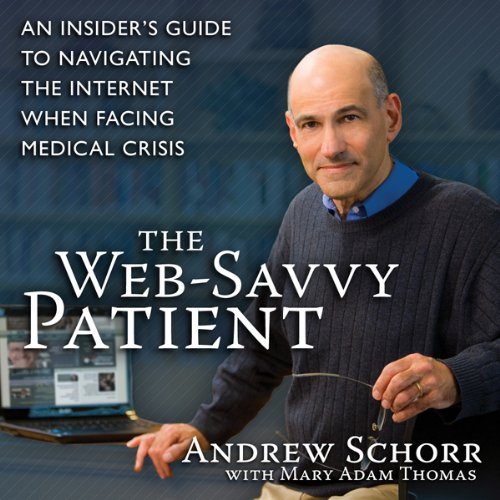 The Web-Savvy Patient audiobook cover art
