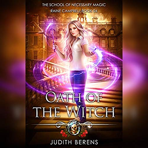 Couverture de Oath of the Witch