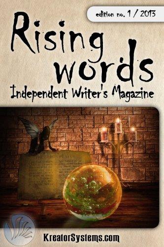 Rising Words (Rising Words Magazine Book 1) (English Edition)
