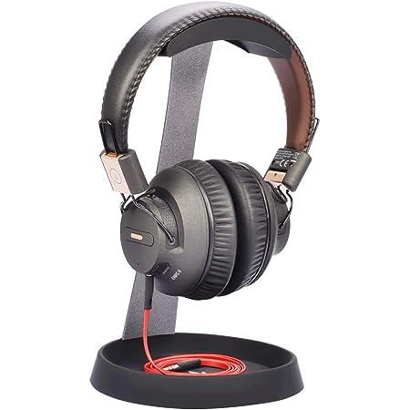 Leyeet Kopfhörerständer Headset Halter Kopfhörerhalterung Ohrhörer Halter Halterung Wiege Zwei Auf Einmal Sport Freizeit