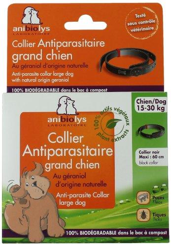Anibiolys Préventif Collier Antiparasitaire Grand Chien T60