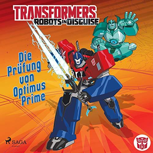 Die Prüfung von Optimus Prime cover art