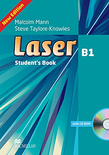 Pack Laser B1. Student\'s Book - New Edition (+ Cd-Rom) (Laser 3rd Edition B1)