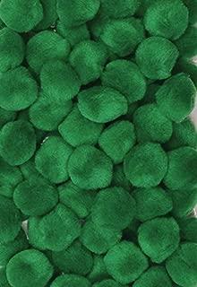 Best large green pom poms Reviews