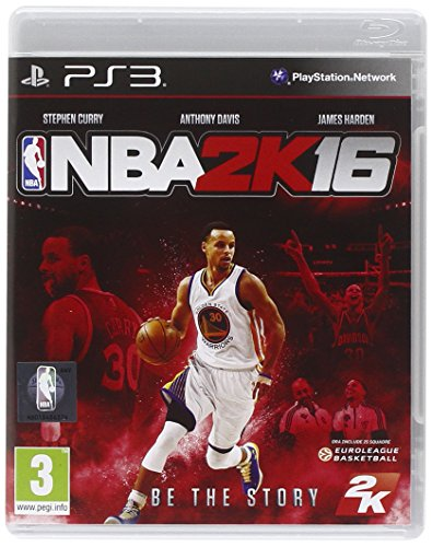 NBA 2K16 [Importación Italiana]