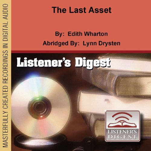 The Last Asset audiobook cover art