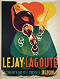 Cassis Dijon Lejay Lagoute Poster Reproduktion – Format