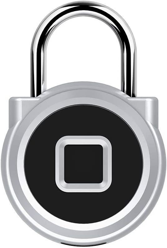 SPNEC Award Fingerprint Padlock Bluetooth Theft Anti Max 63% OFF S Waterproof